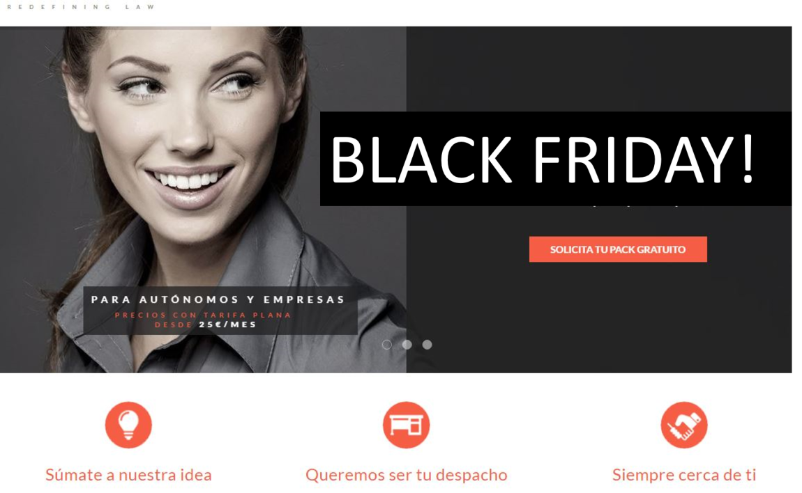 Black Friday! OPORTUNIDADES y RIESGOS